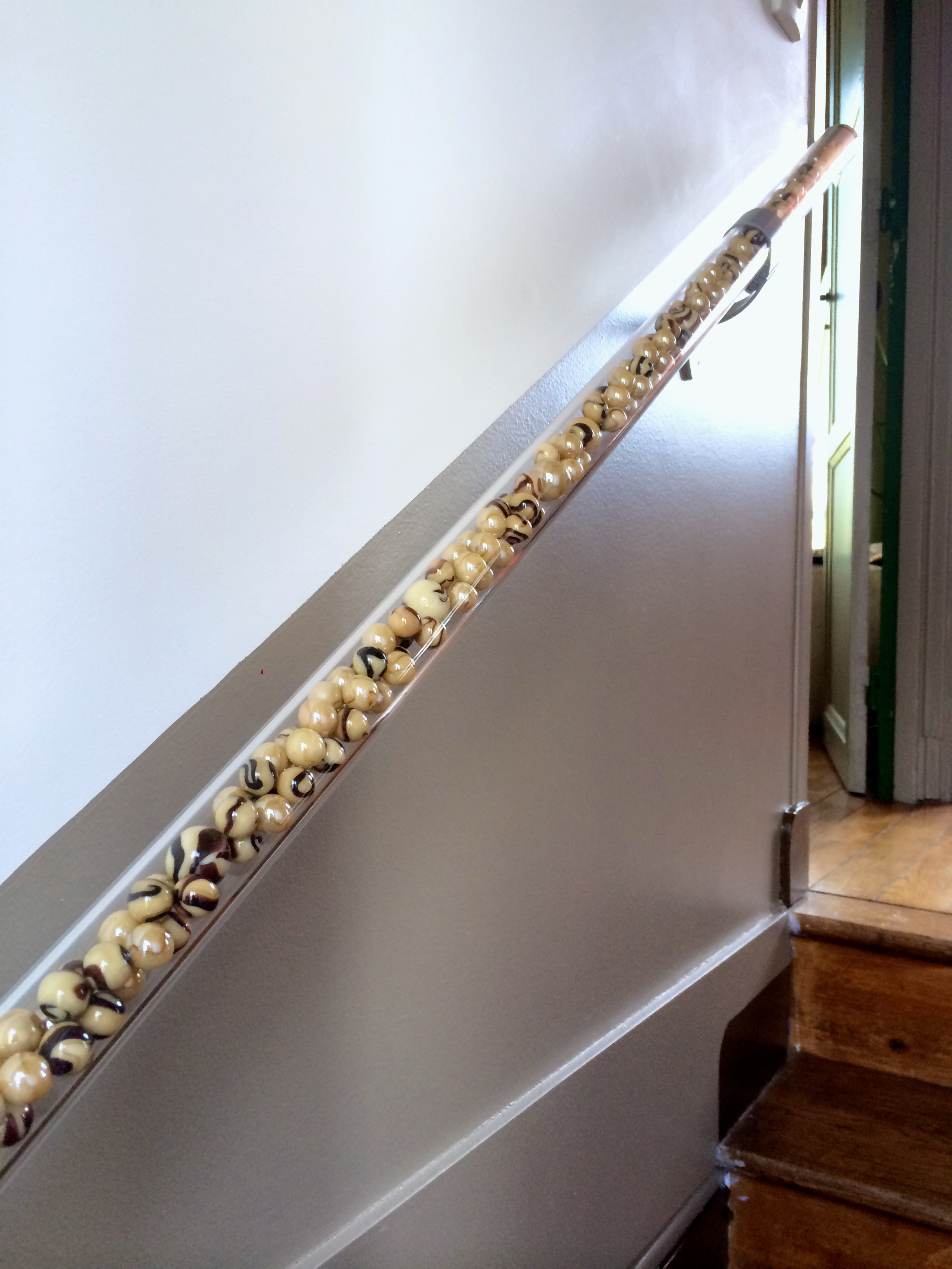 Beautiful Idee Rampe Escalier Gallery - Design Trends 2017 ...