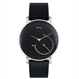Montre connectée Withings, AMAZON, 170€ 121€