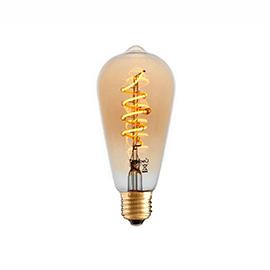Ampoule Edison, FLEUX, 30€