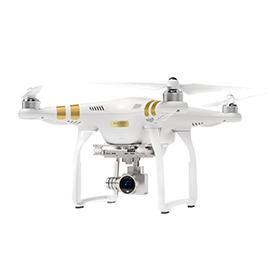 Drone DJI Phantom 3 4K, FNAC, 900€ 650€