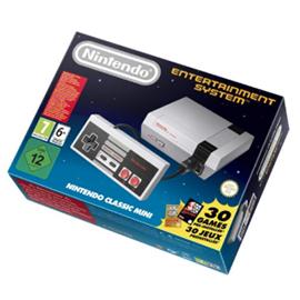 Console Nintendo NES, AMAZON, 163€